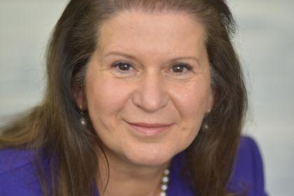 Erste Stellvertreterin des waf,f Christa Kattirs